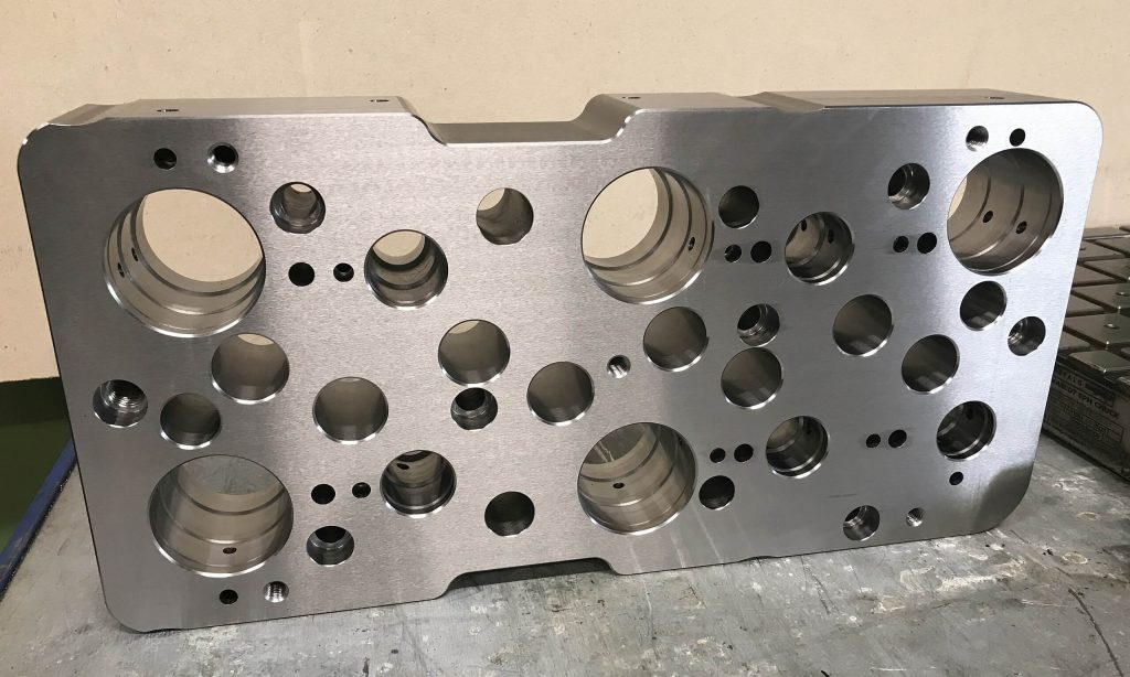 Formplatte Spritzgusswerkzeug CNC
